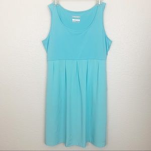 Columbia PFG Freezer Blue Athletic Dress